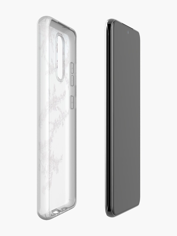 Alternate view of Frosted Sky Case & Skin for Samsung Galaxy