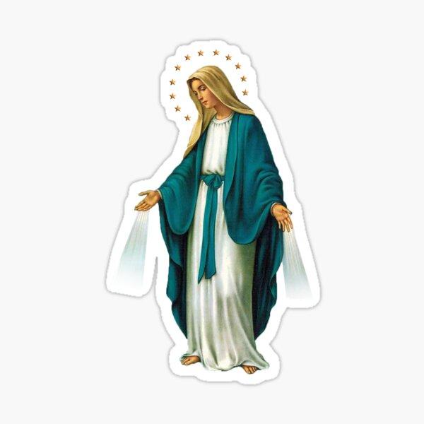 Holy Mary 1 Sticker
