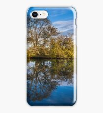 A quiet reflection iPhone Case/Skin