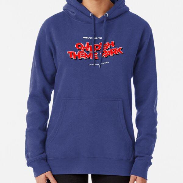 TGF Pullover Hoodie