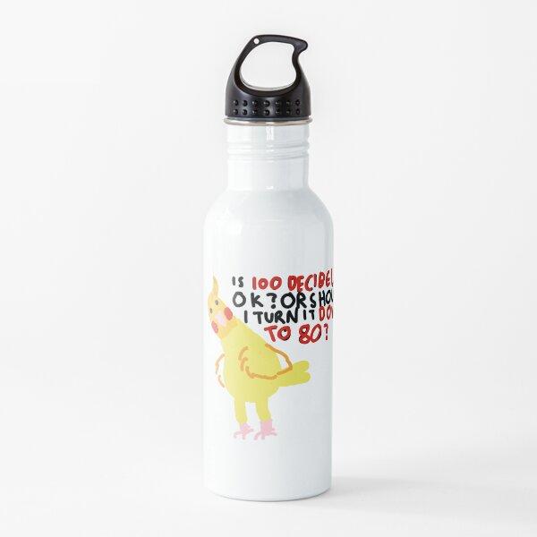 Noisy Bird Water Bottle