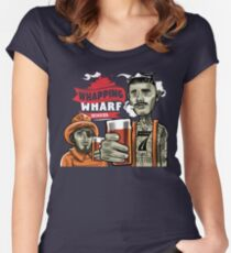 Whapping Wharf ESB Women's Fitted Scoop T-Shirt