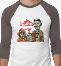 Whapping Wharf ESB Men's Baseball ¾ T-Shirt