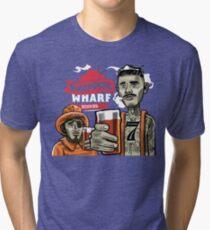 Whapping Wharf ESB Tri-blend T-Shirt