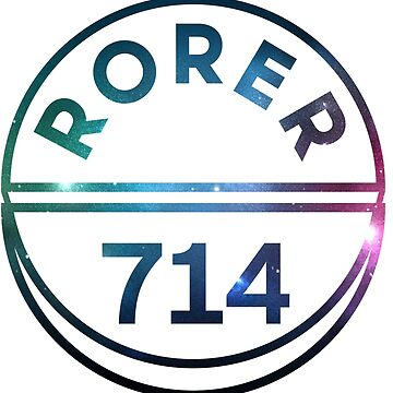 RORER 714 by teesandlove