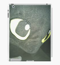 Green Dragon eyes iPad Case/Skin