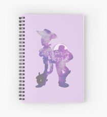 To Infinity & Beyond Spiral Notebook