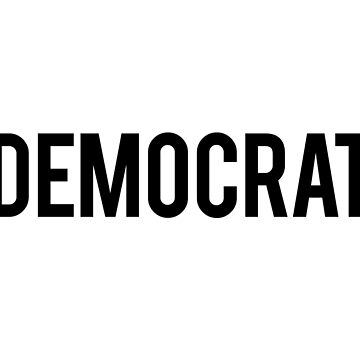 Proud Democrat by unitedinthreads