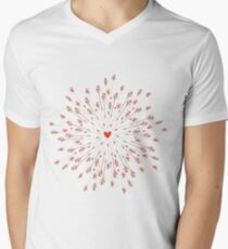 arrows and heart T-Shirt