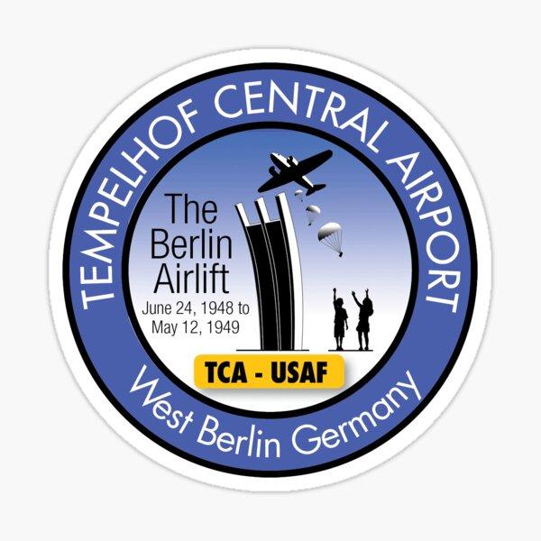 Zentralflughafen Tempelhof - TCA Sticker