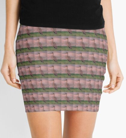 Heron Mini Skirt