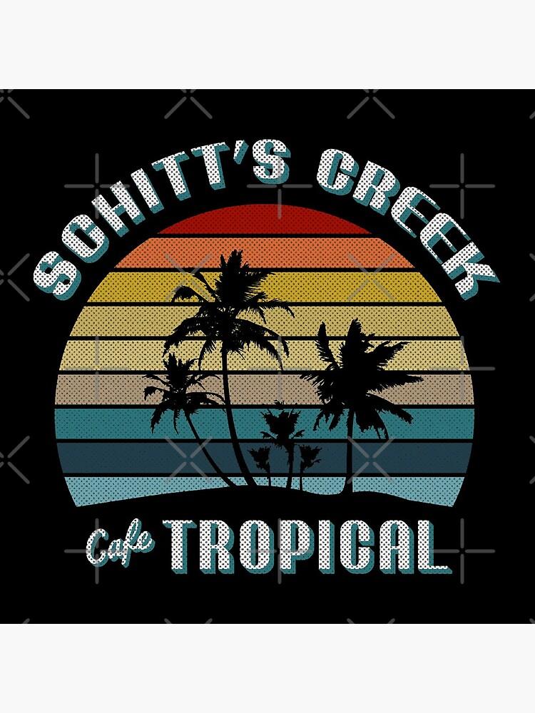 Schitt's Creek: Café Tropical  by ThreadsNouveau