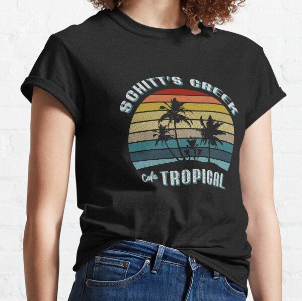Schitt's Creek: Café Tropical  Classic T-Shirt