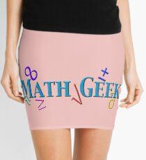 """Math Geek"" typography Mini Skirt"