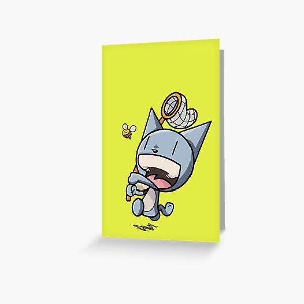 Looshkin Greeting Card