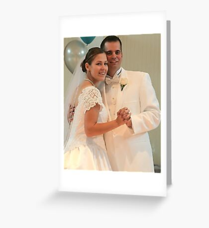Married Now Greeting Card