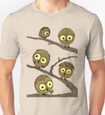 Owl tree Unisex T-Shirt