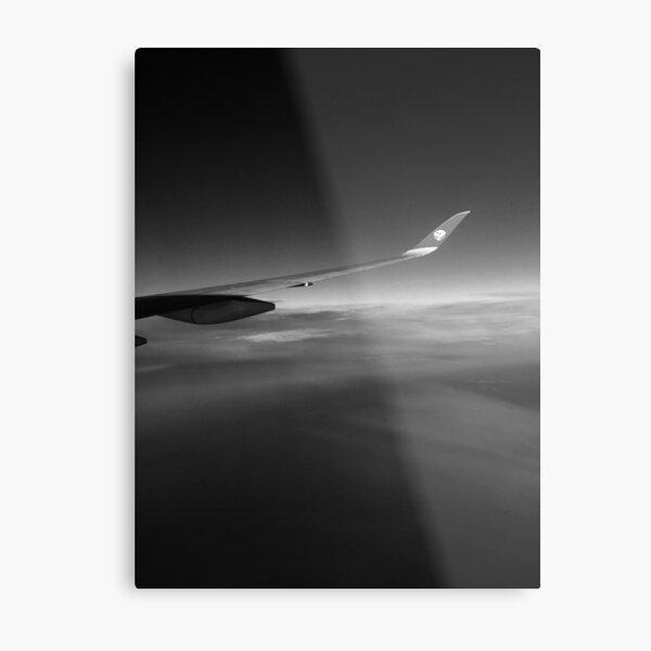 High as a Kite Above 10,000 ft Metal Print