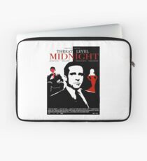 The Office: Threat Level Midnight Movie Poster Laptop Sleeve