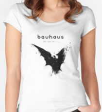 Bela Lugosi's Dead - Bauhaus Women's Fitted Scoop T-Shirt