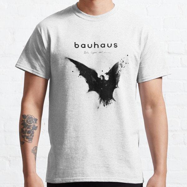 Mort de Bela Lugosi - Bauhaus T-shirt classique