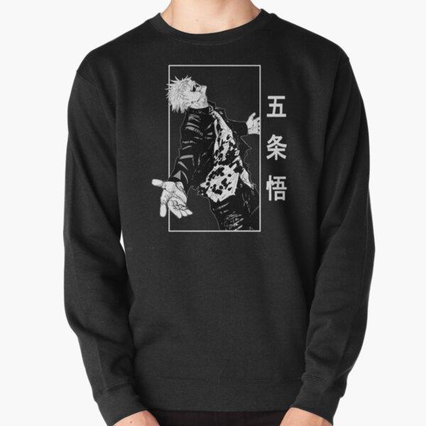 Jujutsu Kaisen Gojo Satoru va Sweatshirt épais