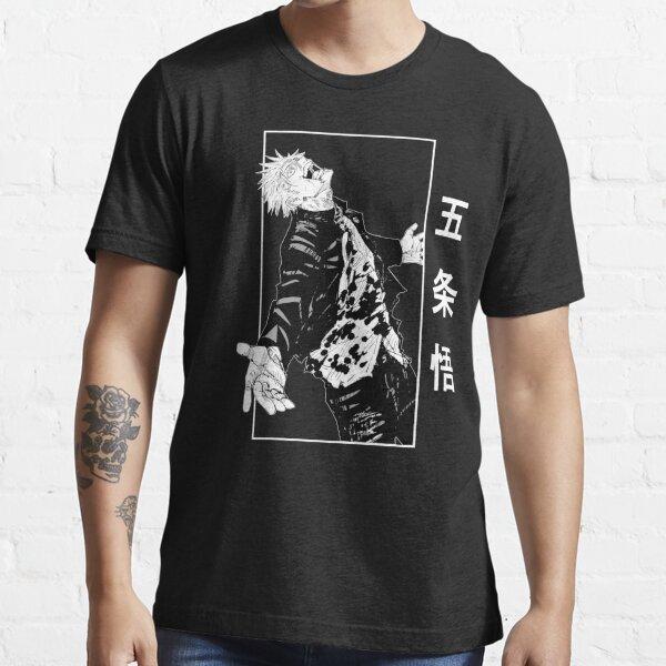 Jujutsu Kaisen Gojo Satoru va T-shirt essentiel