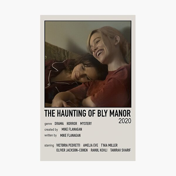 The Haunting of Bly Manor Film/TV Polaroid Photographic Print