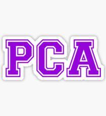 PCA Merch - Zoey 101 Sticker