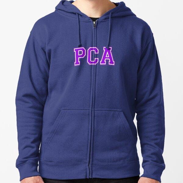 PCA Merch - Zoey 101 Zipped Hoodie