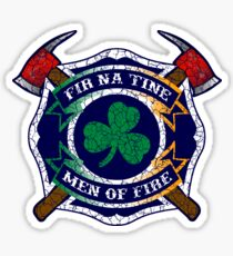 Fir na Tine - Men of Fire Sticker