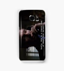 Duh, Scully Samsung Galaxy Case/Skin