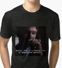 Duh, Scully Tri-blend T-Shirt
