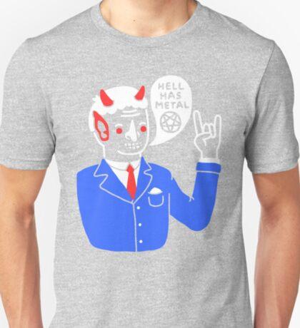 Heaven's Nice, But... T-Shirt