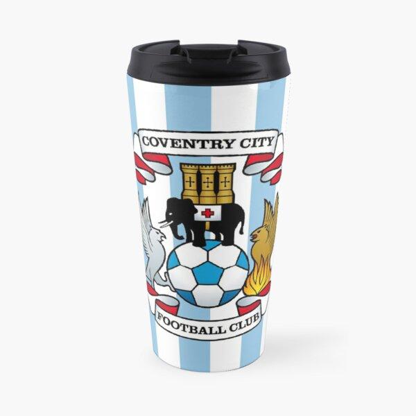 Coventry City FC Logo Travel Mug