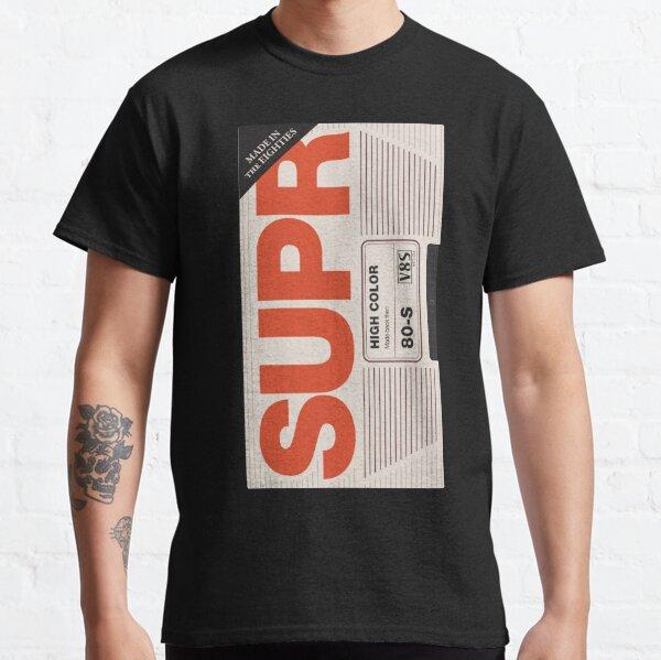 SUPR VHS Classic T-Shirt