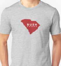 Jeb Bush 2016 State Pride - South Carolina T-Shirt