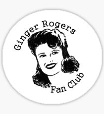 Imaginary Fan Club Sticker
