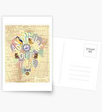 Postales Up - La aventura está allá afuera