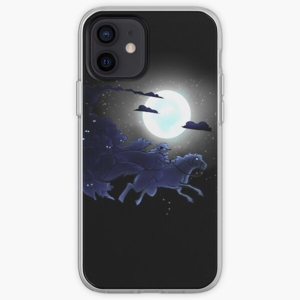 Odin's Hunt iPhone Soft Case