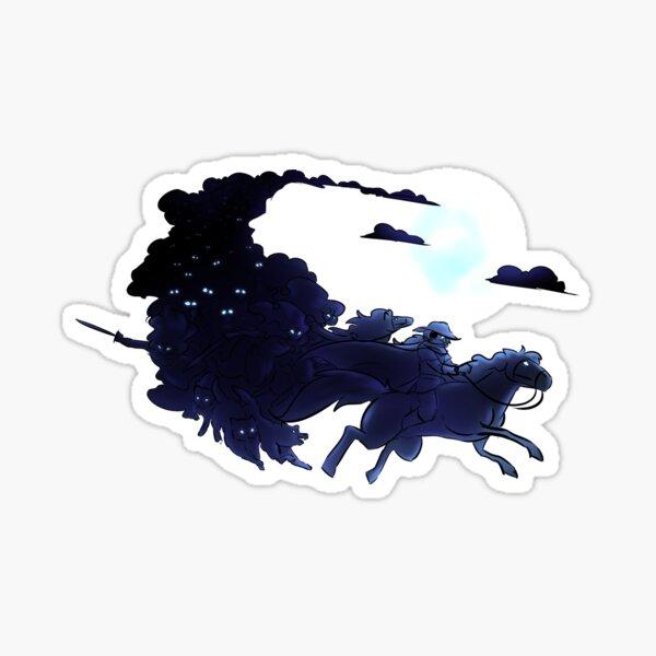 Odins Jagd Sticker
