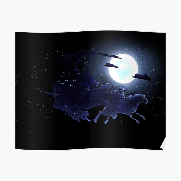 Odin's Hunt Poster
