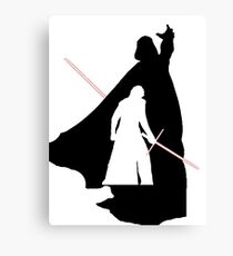 Darth Vader / Kylo Ren Canvas Print