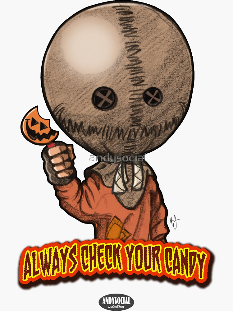 Sam (Trick R Treat) by andysocial