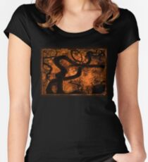 bough down Women's Fitted Scoop T-Shirt