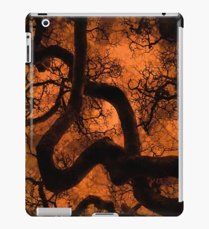 bough down iPad Case/Skin