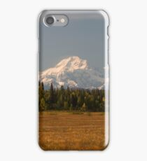Denali ~ Raw, Wild and Unpredictable iPhone Case/Skin