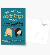 Leslie & Ann Postcards