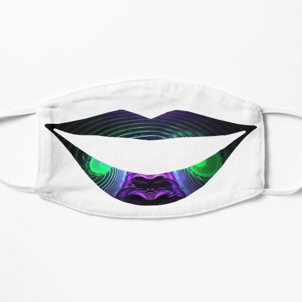 Lypnotize Fractal Lips Flat Mask