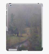 Pacific Northwest winter day iPad Case/Skin